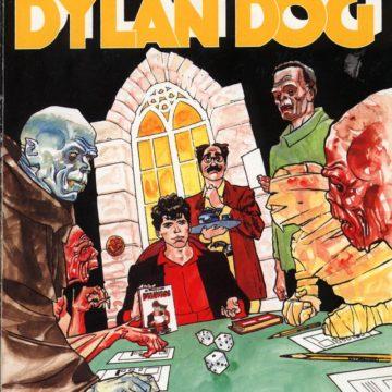 Dylan Dog Gioco di ruolo